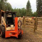 Horse Corrals Built